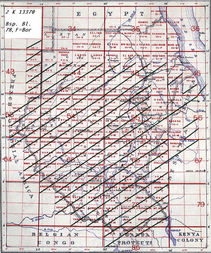 Topo-Liste | Kartenabteilung | Staatsbibliothek zu Berlin