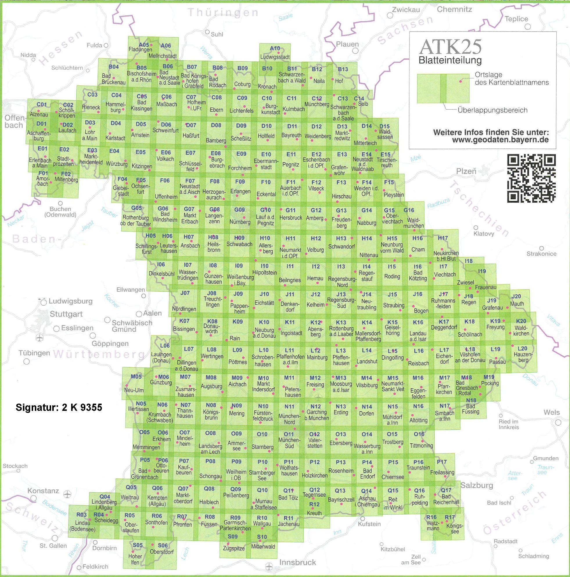 Topographische Karte Bayern.Topo Liste Kartenabteilung Staatsbibliothek Zu Berlin