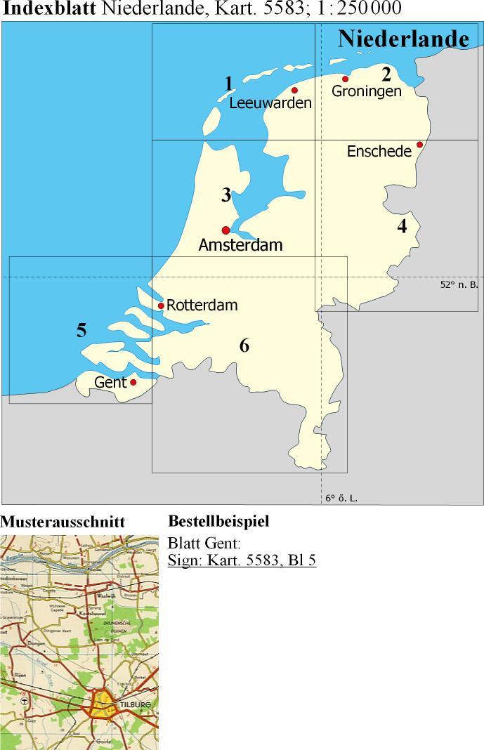 topografische dienst nederland